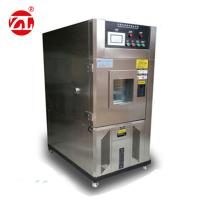 Cheap  80L Programmable Constant Temperature Environmental Test Chambers With Anti-sweat Heater for sale