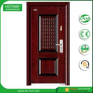 Cheap American Exterior Steel Door China Alibaba wholesale hot sale solid steel exterior doors for sale