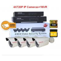 Cheap Smartphone Viewing HD - SDI Security NVR Surveillance System for sale