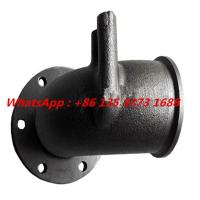 Cheap Hot Seller Cummins 4BT Diesel engine parts Exhaust Outlet Tube 4988381 for sale