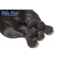 Quality Dyed 20 Inch Straight Mongolian Hair Extensions Long Lasting wholesale