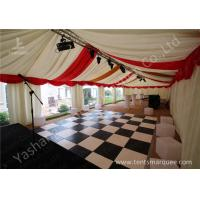 Cheap Custmized Outdoor Tents Marquee Luxury Decoration for Wedding Parties for sale