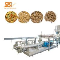 Cheap Floating Fish Animal Feed Extruder Machine And Equipment 380V 50HZ for sale