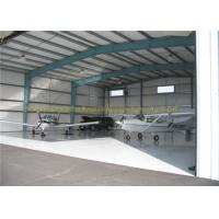 Cheap GB JIS Steel Airplane Hangars Prefab Aircraft Hangars Q235B Q345B for sale