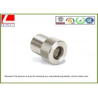 Precision CNC Aluminium Machining Custom Made Aluminum Gears With Anodizing