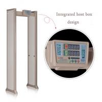 Cheap Embassies Security Walk Through Metal Detector for Security Guards High Precision for sale