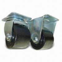 Cheap Caster Wheel, Available in PP, Hard Rubber, Plastic and Cast Iron Wheels for sale