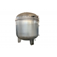 Cheap Vertical Steam Rubber Curing Autoclave for sale