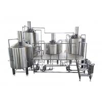 China Electric Brewing 30BBL Large Brewing Equipment Mirror Polishing 316 Stainless Steel on sale