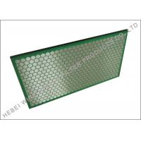 China High Performance Shale Shaker Parts For Fluid Systems Mud Cleaner Shaker Screen on sale