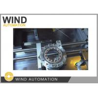 Buy cheap 1000rpm Stator Winding Machine For New Energy Car Small 14 Poles Segments Stator from wholesalers