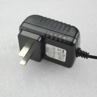 Buy cheap BS GS approved 9v 1a uk plug power adapter from wholesalers