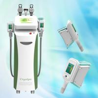 Latest big hands high quality fat freeze profestional cryolipolysis slimming machine