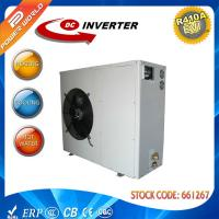 Cheap R410A Air Water Heat Pump With 10KW Heating Capacity / Motorola Chip Controller for sale