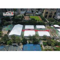 Buy cheap Coustomized Color Outdoor Exhibition Tents / Aluminum PVC Festival Event Tent 5 from wholesalers