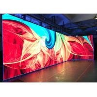 Cheap Super Slim Screen Indoor Rental LED Display 111110 Pixels/M² High Contrast for sale