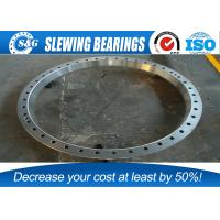 Cheap Compressive Installation Slew Ring Gears For Food Machinery / Packing Machinery wholesale