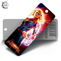 Quality Custom Lenticular Promotional 3d Holographic Bookmarks 0.6mm PET+157g Coated wholesale