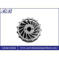 Cheap Stainless Steel Impeller / Precision Metal Casting  for Non-standard Parts for sale