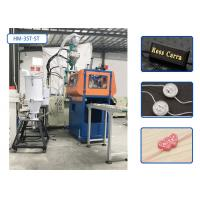5.5KW Hydraulic Injection Moulding Machine HM-35T-ST For Hang Tag String Seal