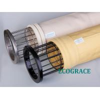 Buy cheap Steel mill blast furnace bag filter Nomex filter bag high temperature resistant from wholesalers