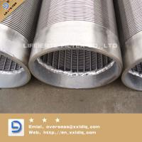 Cheap Stainless Steel Johnson Water Well Screen (Lida Factory) for sale