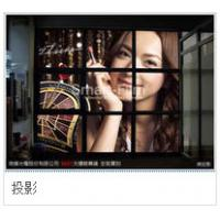 Cheap Smart film with rear projection and touch system solution for sale