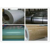 Quality PPGI / PPGL Steel Coil Smooth Surface CGCC EN10169 0.18mm-1.2mm Thickness wholesale