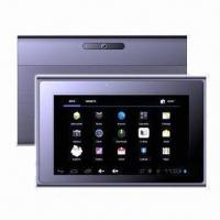 """Cheap 7"""" Tablet PC, Android 4.0 OS, Built-in 3G, BT, FM Radio, ISDB-T/DVB-T and FCC/CE/RoHS Certified for sale"""