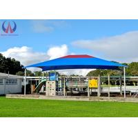 Cheap Environmental Playground Tarp Cover Durable Outdoor Structures Shelters & Canopies wholesale