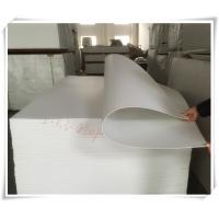 China Good Toughness PVC Foam Core Sheet Easy To Clean And Maintain Shockproof on sale