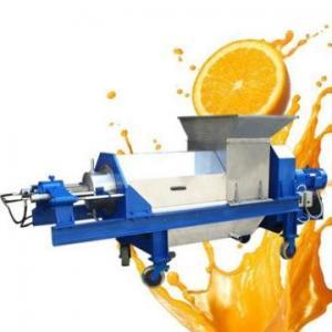 Cheap double screw fruit commercial juice extractor veneer cold press vegetables juice for sale