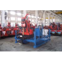 Cheap Full Hydraulic Power Head Crawler Drilling Rig For Engineering for sale
