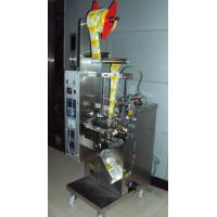 Cheap Auto Liquid Packing Machine With 3 / 4 Sides Sealing For Vinegar / Juice / Milk for sale