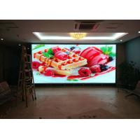 Quality Ultra Light / Thin Led Advertising Display Board P3 High Resolution 900 Nits wholesale