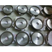 Buy cheap 4A2 diamond grinding wheel for carbide and HSS saw tooth face grinding from wholesalers
