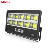 Cheap Hot sell aluminum 60degree led flood lights COB 500W Flood up light for buiding wall decoration for sale