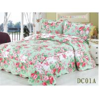 Cheap 100% Cotton Patchwork Quilts Bedding set 3Pcs & 4 Pcs & 2Pcs for sale
