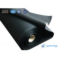 Cheap Fireproof Waterpfoof Acid Proof Fabric 1.1mm Thickness For Chemistry Industry for sale