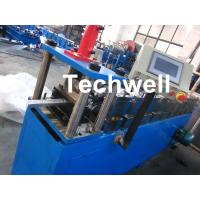 Cheap Hydraulic Cutting Metal Stud Roll Forming Machine For Roof Ceiling Batten for sale