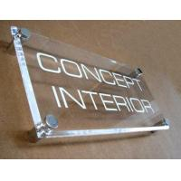 Cheap Acrylic Sign (AS-11) for sale