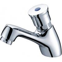 Cheap Modern Wall Mounted Self Closing Faucet Single Hole with CE Certificate for sale