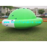 Cheap 2014 Funny Inflatable Water Game Inflatable Saturn Water Game for ocean games kwg-g042 for sale
