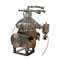 Cheap China Supplier Three Phase Stainless Steel 304 Disc Oil Separator / Oil and Soap Separator for sale