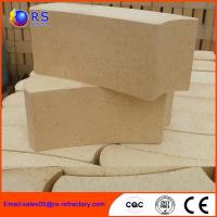 Cheap Arc Shaped High Alumina Brick For Cement Industry , Power Plant , Steel Plant wholesale
