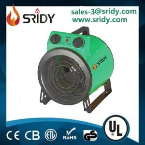 China SRIDY  Portable Industrial Electric Fan Heater TSE-20K on sale
