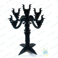 Cheap Crystal Pewter Candle Holder wholesale