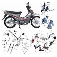 Cheap Motorcycle Parts wholesale