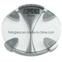 Cheap Body Scale Tempered Glass Top (BSG-012) for sale