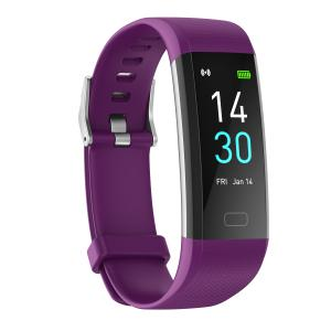 Cheap Ble5.0 IP68 80*160dpi Blood Pressure Monitor Smartwatch HRS3300 for sale